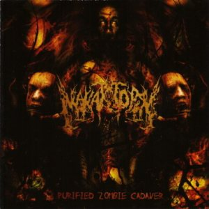 Makattopsy - Purified Zombie Cadaver cover art