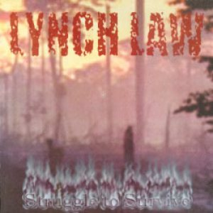 Lynch Law - Struggle to Survive cover art