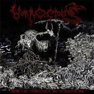 Horrocious - Obscure Dominance of Nothingness cover art