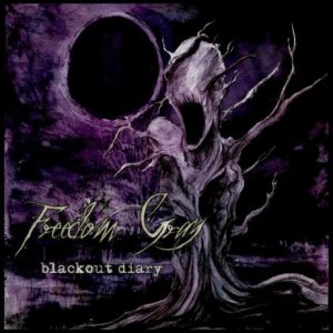 Freedom Gray - Blackout Diary cover art