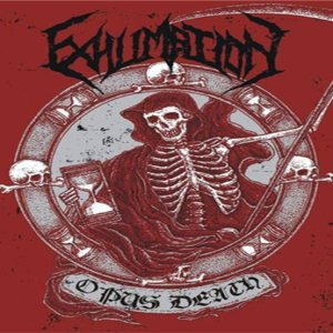 Exhumation - Opus Death cover art