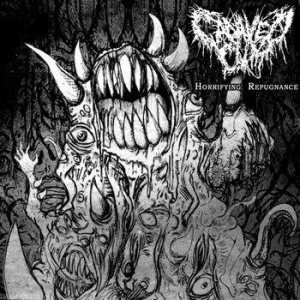 Cadaver Cum - Horrifying Repugnance cover art