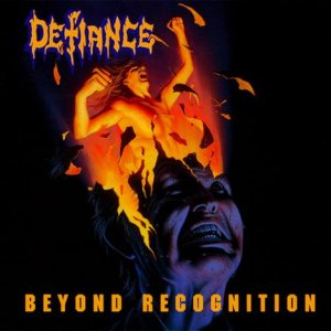 Defiance - Beyond Recognition cover art