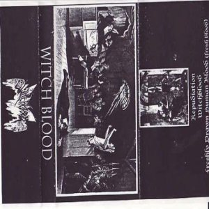 Witchblood - Witchblood cover art