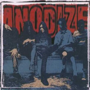 Anodize - End of Century cover art