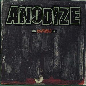 Anodize - Anodize cover art
