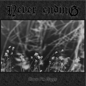 Never Ending - Cause I'm Happy cover art
