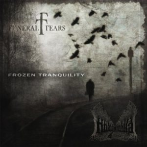 Funeral Tears - Frozen Tranquility cover art