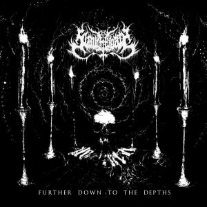 Slaughtbbath - Further Down to the Depths cover art
