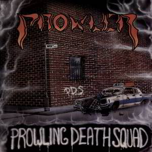 Prowler - Prowling Death Squad cover art