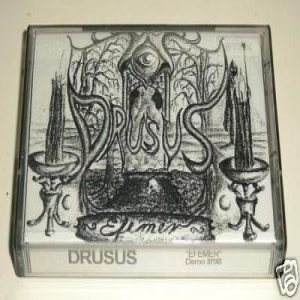 Drusus - Efemer cover art