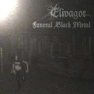 Elivagor - Funeral Black Metal cover art