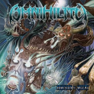 Omnihility - Dominion of Misery cover art