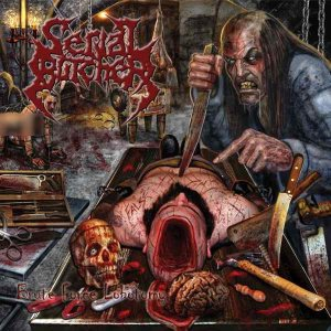 Serial Butcher - Brute Force Lobotomy cover art