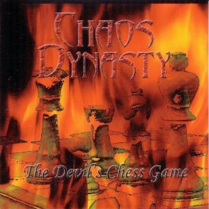 Chaos Dynasty - The Devil's Chess Game cover art