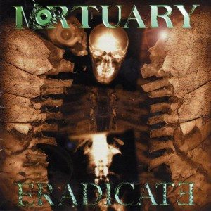 Mortuary - Eradicate cover art