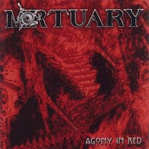 Mortuary - Agony in Red cover art