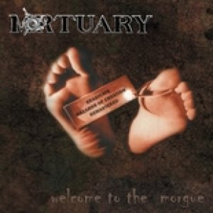 Mortuary - Welcome to the Morgue cover art
