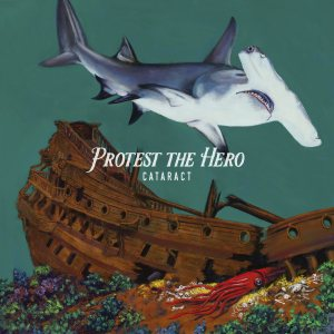 Protest The Hero - Cataract cover art