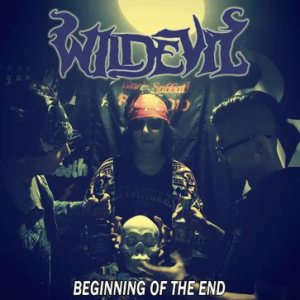 WildEvil - Beginning of the End cover art