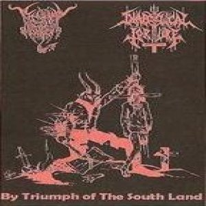 Black Angel / Diabolical Torture - By Triumph of the South Land cover art