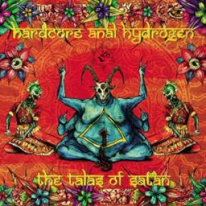 Hardcore Anal Hydrogen - The Talas of Satan cover art