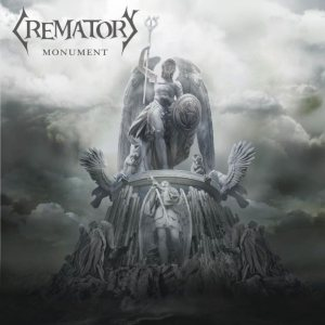 Crematory - Monument cover art