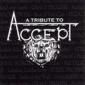 Various Artists - A Tribute to Accept cover art