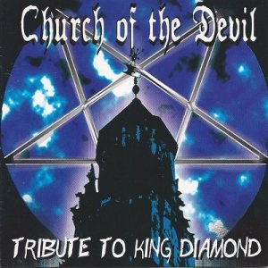 Various Artists - Church of the Devil: Tribute to King Diamond cover art