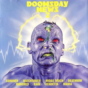 Various Artists - Doomsday News II cover art