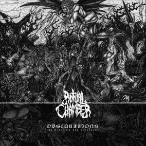 Ritual Chamber - Obscurations (To Feast on the Seraphim) cover art
