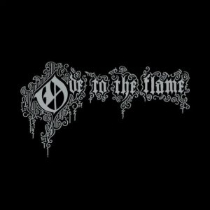 Mantar - Ode to the Flame cover art