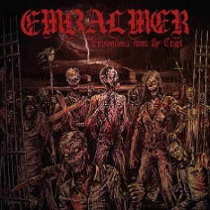 Embalmer - Emanations from the Crypt cover art