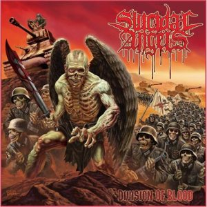 Suicidal Angels - Division of Blood cover art
