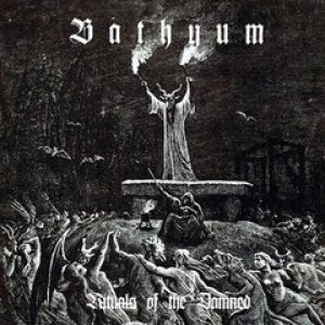 Bathyum - Rituals of the Damned cover art