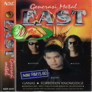 East - Generasi Metal cover art