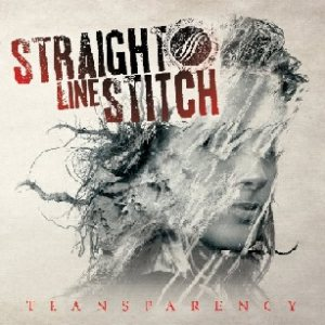 Straight Line Stitch - Transparency cover art
