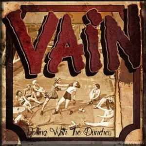Vain - Rolling With the Punches cover art