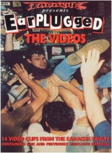 Various Artists - Earplugged: the Videos cover art