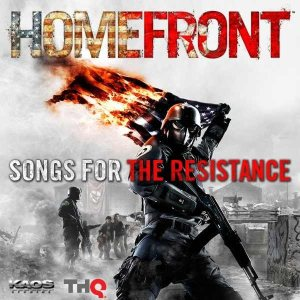 Various Artists - Homefront: Songs for the Resistance cover art