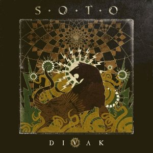 SOTO - Divak cover art