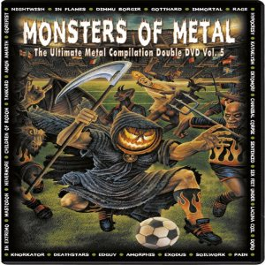 Various Artists - Monsters of Metal Vol. 5 cover art