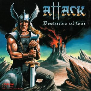Attack - Destinies of War cover art