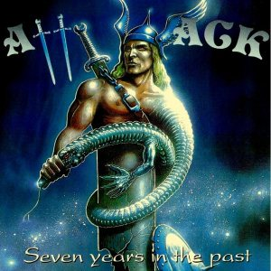 Attack - Seven Years in the Past cover art