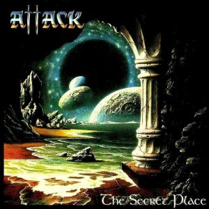 Attack - The Secret Place cover art