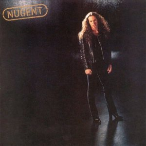 Ted Nugent - Nugent cover art