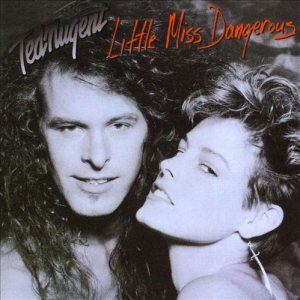 Ted Nugent - Little Miss Dangerous cover art