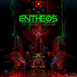 Entheos - The Infinite Nothing cover art