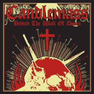 Candlemass - Behind the Wall of Doom cover art