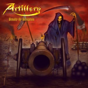 Artillery - Penalty By Perception cover art